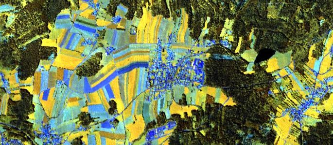 New R package: RStoolbox: Tools for Remote Sensing Data Analysis