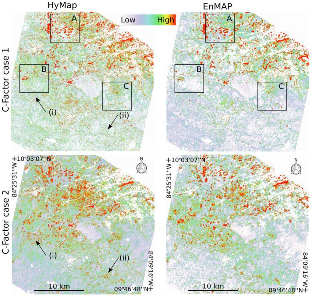 New publication on Hyperspectral Data for Mapping Fractional Cover