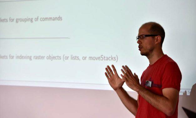Remote Sensing and animal movement course: AniMove