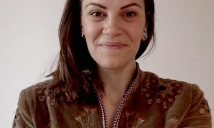 new guest scientist Chiara Paniccia