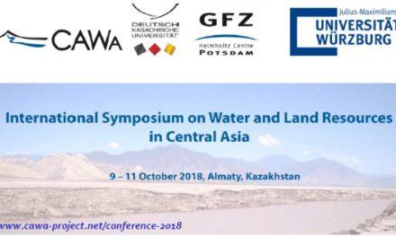 Conference Program is out now – International Symposium on Water and Land Resources in Central Asia