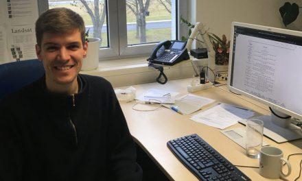 new PhD student: Jakob Schwalb-Willmann