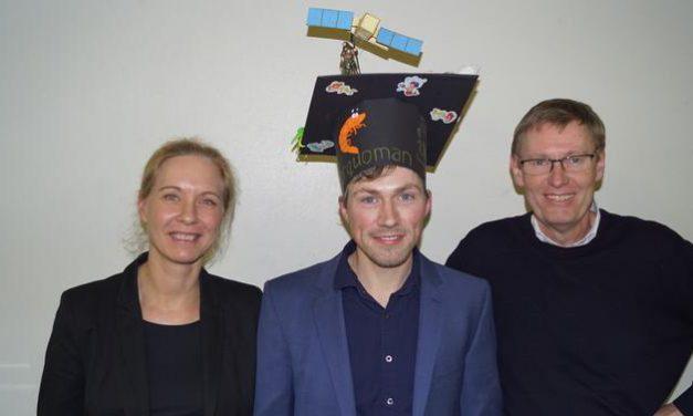 Successful PhD Defense of Kuebert and Ottinger