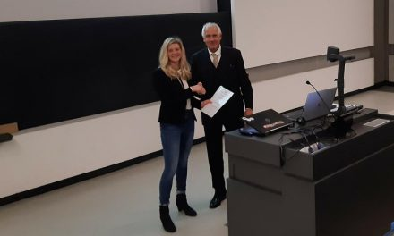 PhD thesis of Carina Kübert awarded by GGW
