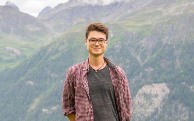 New PhD Student Marius Philipp