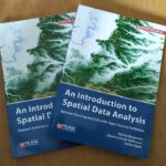 "New Book ""Intro to Spatial Data Analysis"" finally arrived"