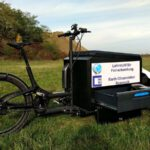Earth Observation CargoBike for Campus and City transport