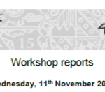 Workshop Report at the Department of Remote Sensing – November 11, 2020