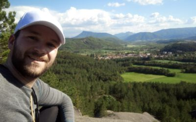 New PhD student Adomas Liepa