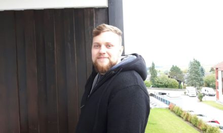 New researcher Pawel Kluter