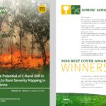 "One of our Publications is among the Winners of the ""Remote Sensing 2020 Best Cover Award"""