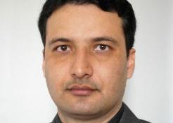 New PostDoc at our department: Dr. Usman
