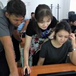 Lecturers from Würzburg University Trained Young Scientists in GIS and Remote Sensing in the 6th CAWa Summer School in Almaty, Kazakhstan