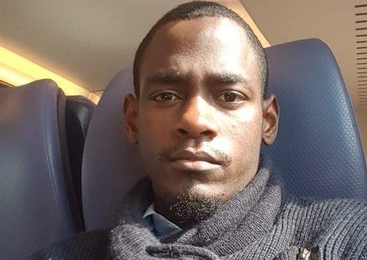 New PhD student Dan Kanmegne