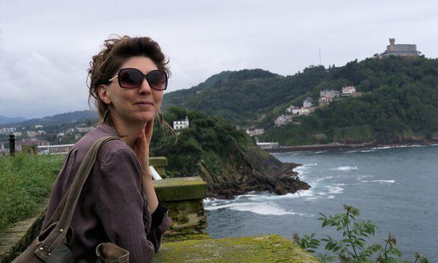 New PhD student Alexandra Bell