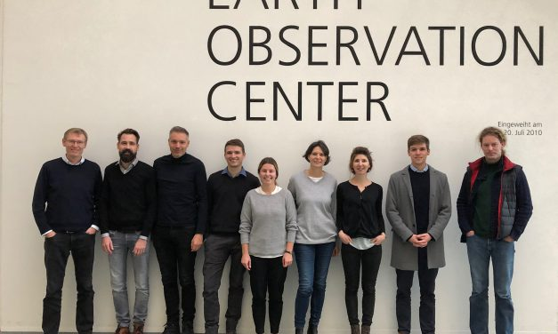 PhD Colloquium 2019 at the Earth Observation Center (EOC) at DLR in Oberpfaffenhofen