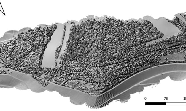 UAV Lidar mapping for rockfall Risk Estimation